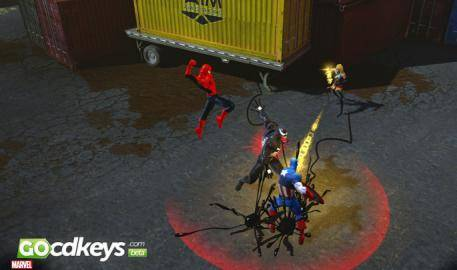 Watch Marvel Heroes: X Force Premium Pack  trailer