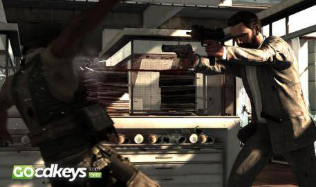 Watch Max Payne 3  trailer