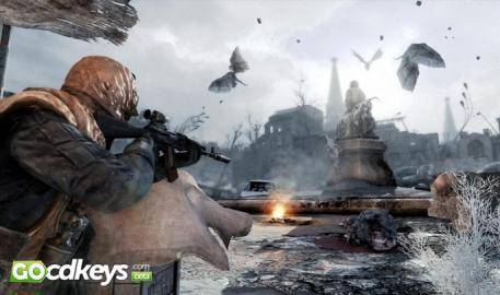 Watch Metro 2033 Redux  trailer