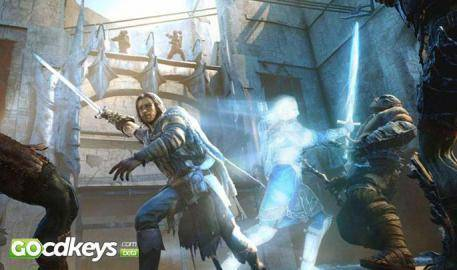 Watch Middle Earth Shadow of Mordor trailer