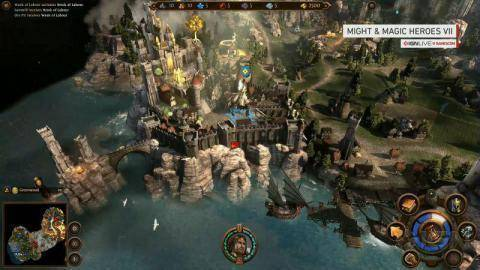 Watch Might and Magic Heroes VII  trailer