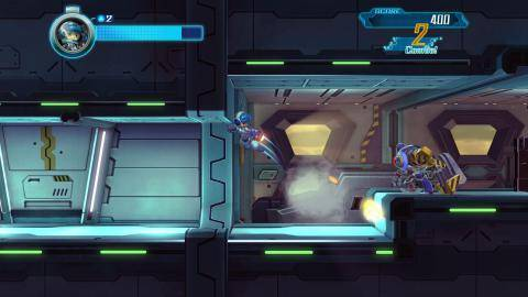 Watch Mighty No. 9 trailer
