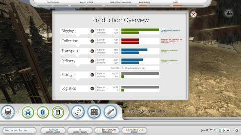 Watch Mining Industry Simulator  trailer