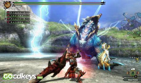Regarder la bande-annonce de Monster Hunter 3 Ultimate