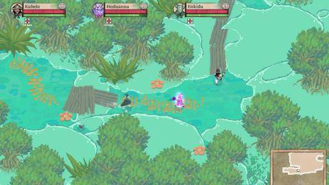 Watch Moon Hunters trailer