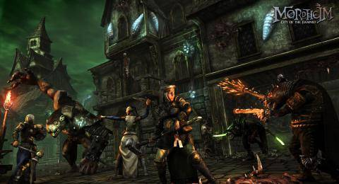 Regarder la bande-annonce de Mordheim City of the Damned