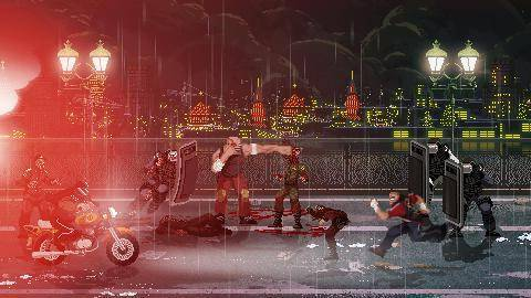 Regarder la bande-annonce de Mother Russia Bleeds