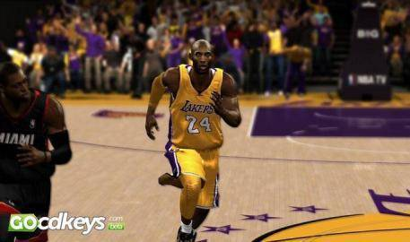 Watch NBA 2K14 trailer