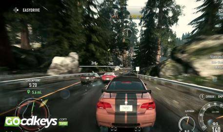 Regarder la bande-annonce de Need for Speed Rivals Limited Edition