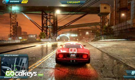 Watch Need for Speed Rivals  trailer