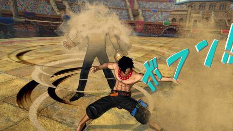 Trailer von One Piece Burning Blood anschauen