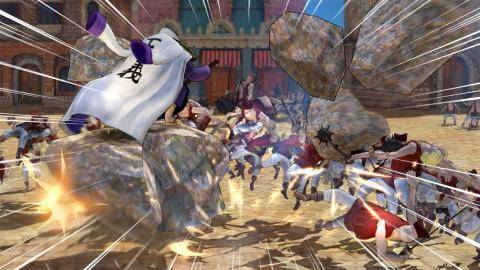 Watch One Piece Pirate Warriors 3 Gold Edition  trailer
