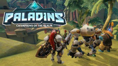 Watch Paladins Champions of the Realm Beta Access  trailer