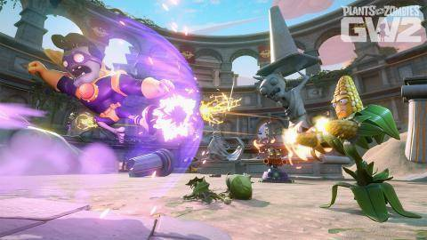 Ver el tráiler de Plants vs Zombies Garden Warfare 2