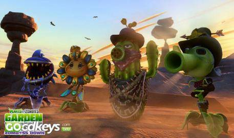 Trailer von Plants vs Zombies: Garden Warfare anschauen