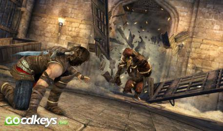 Watch Prince of Persia: The Forgotten Sands  trailer