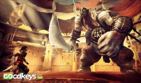 Watch Prince of Persia: The Two Thrones  trailer