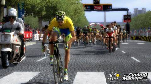 Watch Pro Cycling Manager 2015  trailer