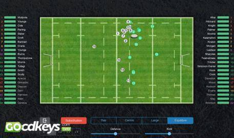 Watch Pro Rugby Manager 2015  trailer