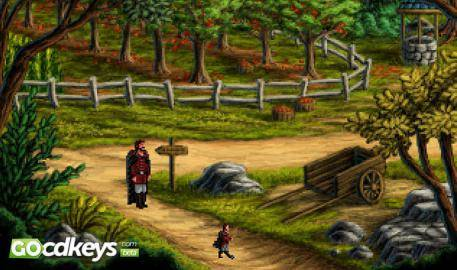 Watch Quest For Infamy  trailer