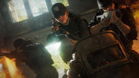 Watch Rainbow Six Siege trailer