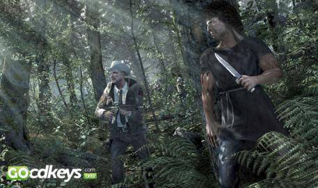 Watch Rambo The Video Game  trailer