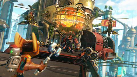 Watch Ratchet & Clank trailer