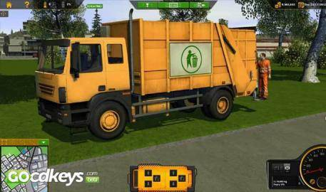 Watch RECYCLE: Garbage Truck Simulator  trailer