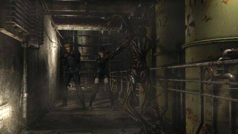 Watch Resident Evil 0 HD Remaster  trailer
