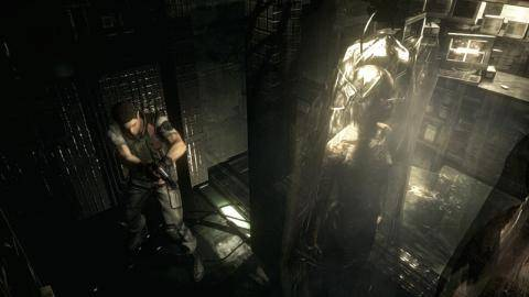 Watch Resident Evil HD Remaster trailer