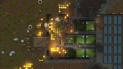 Watch RimWorld  trailer
