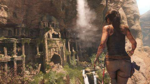 Ver el tráiler de Rise of the Tomb Raider