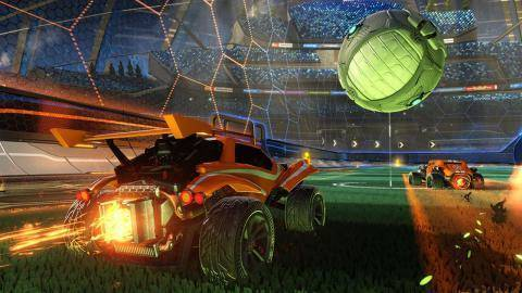 Regarder la bande-annonce de Rocket League