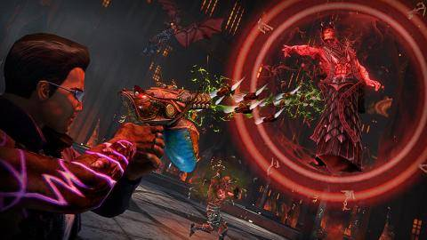 Watch Saints Row Gat Out of Hell  trailer