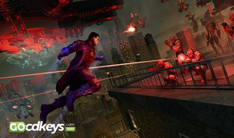 Trailer von Saints Row IV: Commander in Chief Edition  anschauen