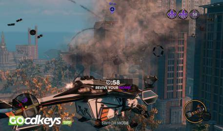 Watch Saints Row: The Third  trailer