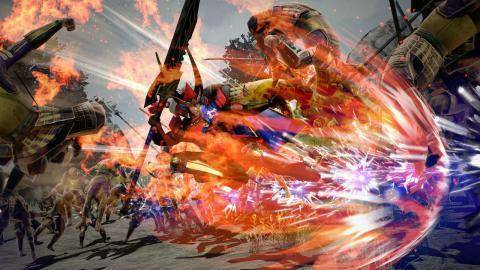 Watch SAMURAI WARRIORS 4-II  trailer