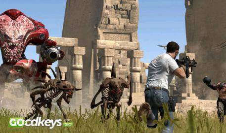 Watch Serious Sam 3 BFE Jewel of the Nile DLC  trailer