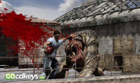 Watch Serious Sam 3  trailer