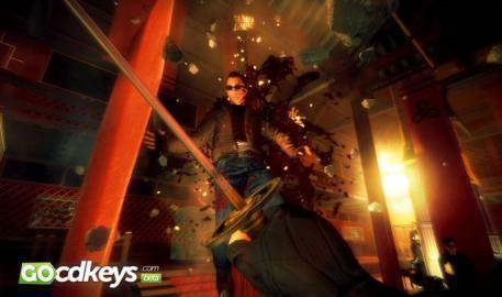 Watch Shadow Warrior  trailer