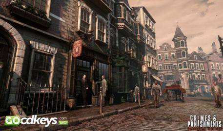 Ver el tráiler de Sherlock Holmes: Crimes and Punishments