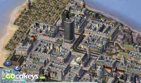 Watch Simcity 4  trailer