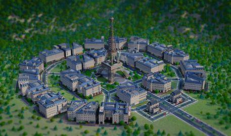 Regarder la bande-annonce de SimCity 5 French City Set
