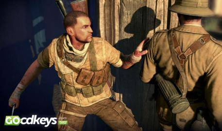 Watch Sniper Elite 3 Allied Reinforcements Outfit DLC  trailer