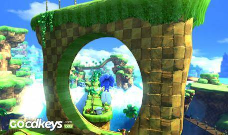 Watch Sonic Generations  trailer