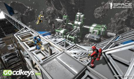 Watch Space Engineers  trailer