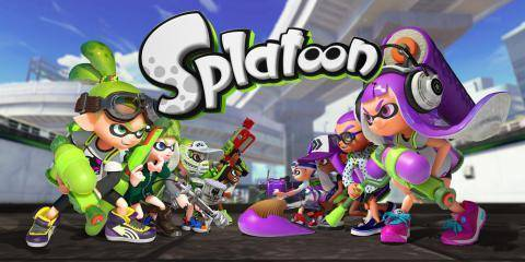 Watch Splatoon trailer