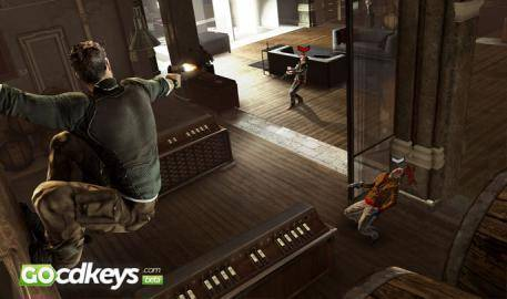 Watch Splinter Cell: Conviction  trailer