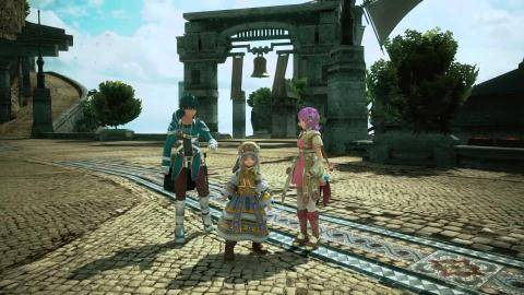 Ver el tráiler de Star Ocean Integrity and Faithlessness