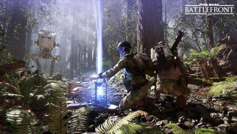 Watch Star Wars Battlefront Deluxe Edition  trailer